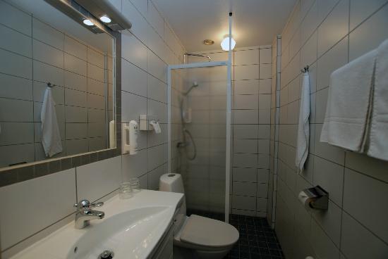Centralhotellet: Bathroom 215