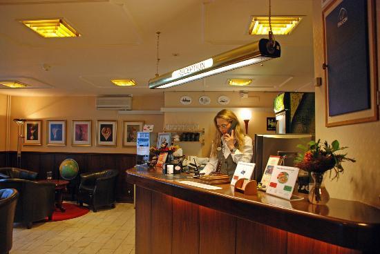 Centralhotellet: Lobby