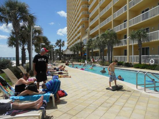 Calypso Resort & Towers: Poolside
