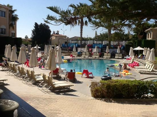 The King Jason Paphos: Main Pool
