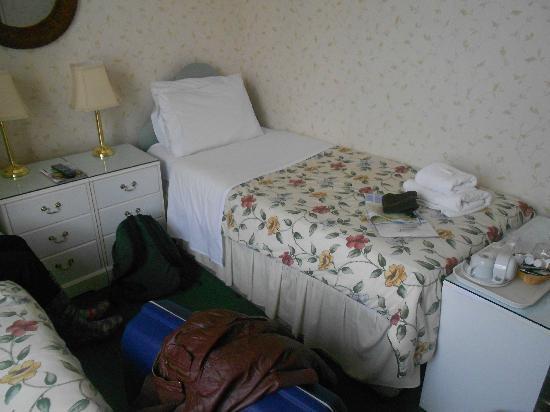 Ashurst Lodge: camera