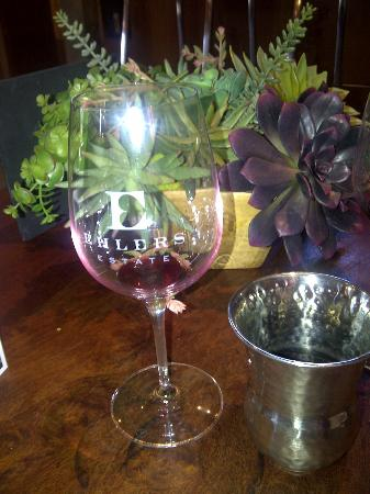 Napa Tours and Chauffeur : Ehlers Estate