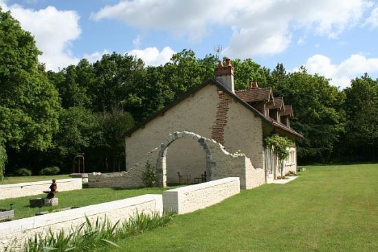 Domaine de la Pépinière : Main building (breakfast)
