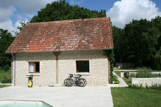 Domaine de la Pépinière : Guesthouse containing 3 rooms
