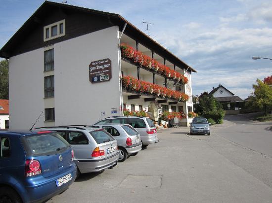 Hotel Gasthof Dragoner: Außenansicht Gasthof Dragoner