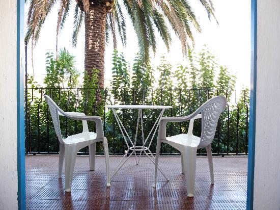 Hotel Bell Repos: Balcony