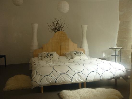 Les Cours du Clain: Bedroom