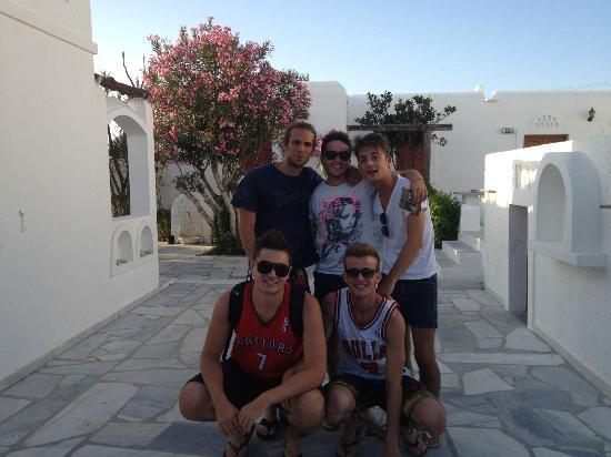 Villa Vasilis: all'arrivo !!!