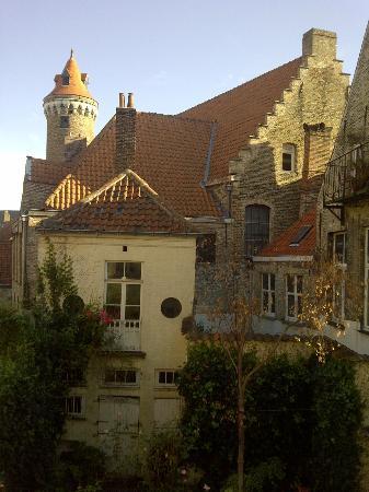Hotel Alegria: Allegria garden view