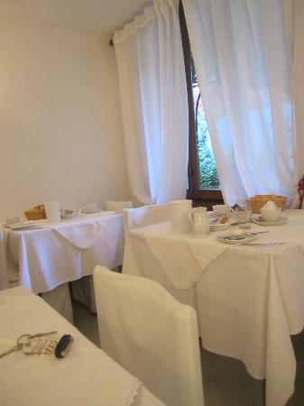 Hotel Casa Boccassini: Breakfast room