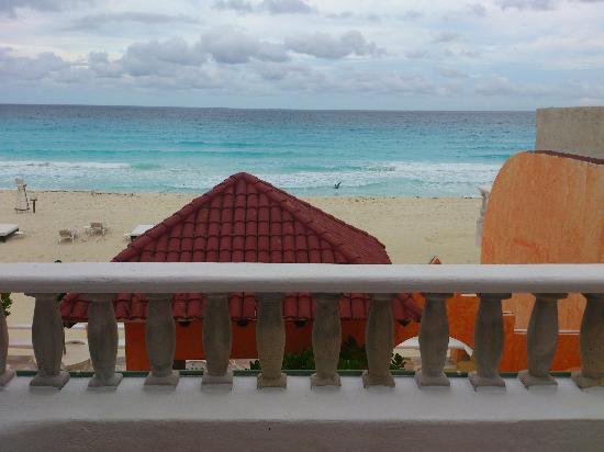 Mia Cancun: La vista desde el cuarto