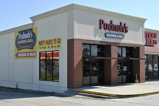 Podnuh's Rib House and Grill: Podnuh's