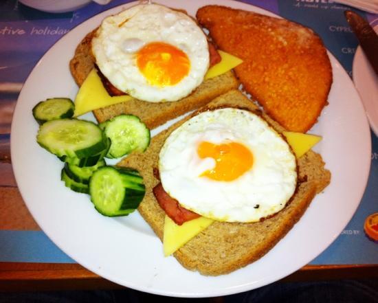 Louis Althea Beach Hotel: Breakfast