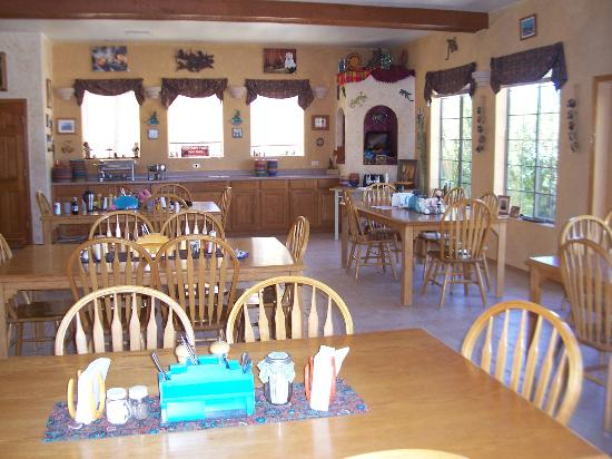 Stagecoach Trails Guest Ranch: Dining room