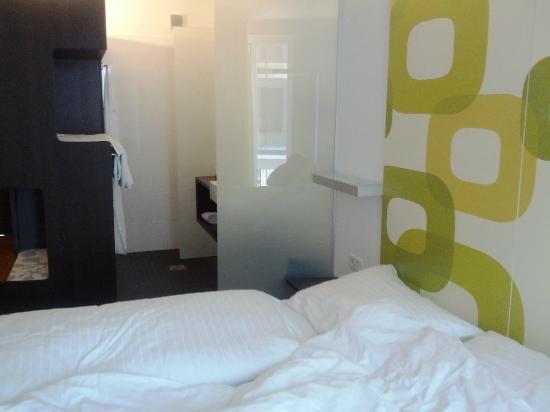 Arte Hotel Krems: Badezimmer