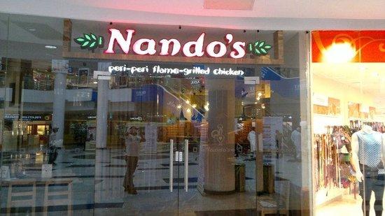 Nandoo's : Nandos ITPB