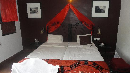 The Camelot Resort: Deluxe Room