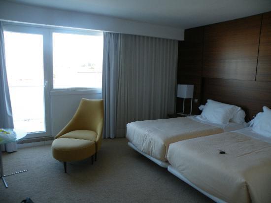 Santa Maria Hotel -- Fatima: La chambre