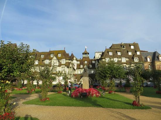 Hotel Barrière Le Normandy Deauville照片