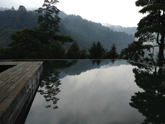 Seremban, Malásia: The Infinity Pool