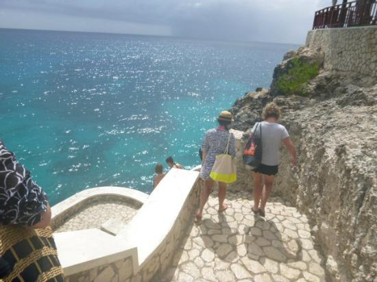 Real Tours Jamaica - Day Tours: Veiw from Ricks, MUST SEE!