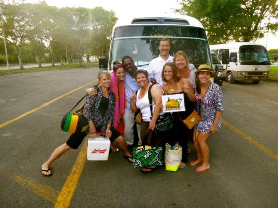 Real Tours Jamaica - Day Tours: With Chuch!