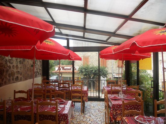 Excellent french food with catalan influence review of - French cuisine influences ...