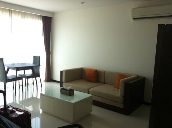 Kamala Regent : one bedroom with private pool