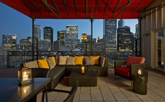 Hotel ICON, Autograph Collection : Penthouse Suite Terrace