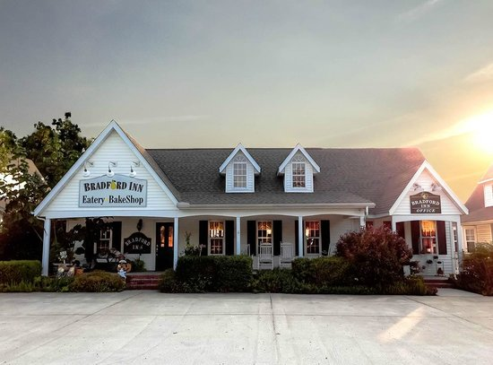 Bradford Inn: A home away from home!