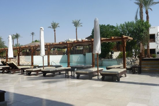 Ghazala Gardens Hotel: One of the pool areas