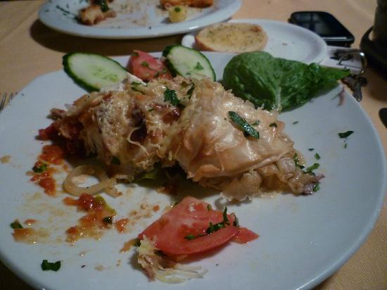 Oasis Restaurant : My kleftico.