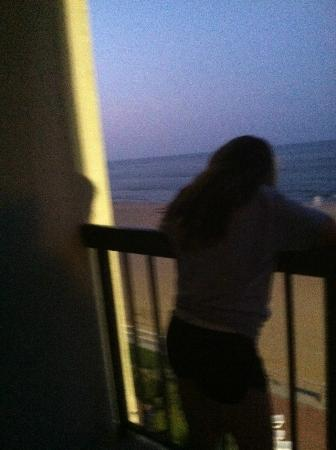 Wyndham Virginia Beach Oceanfront: beautiful view