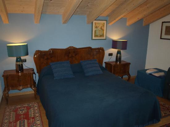 B&B La Collina: Dormitorio
