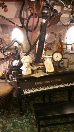 Pennypickle's Workshop - Temecula Children's Museum : The Music Room