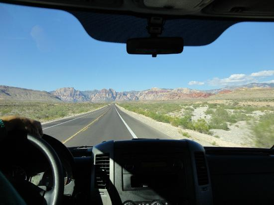 Grand Canyon by One Day Tours: red rock