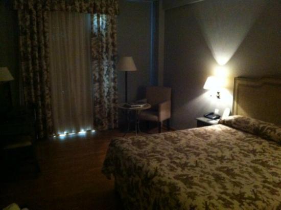 Balneario de Mondariz: Habitación