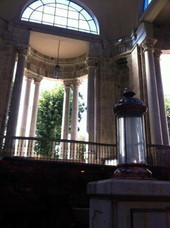 Balneario de Mondariz: Alrededores