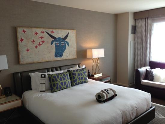 Kimpton Hotel Palomar Phoenix: first impression
