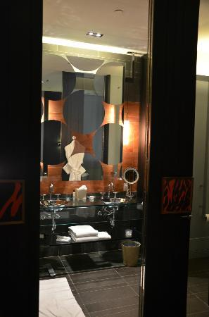 Andaz 5th Avenue: banyo