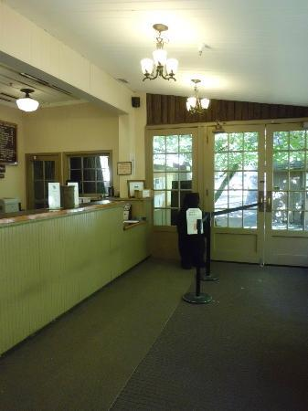 Half Dome Village: Front office