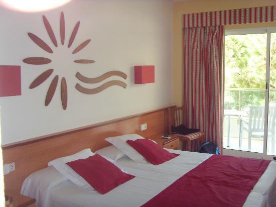 Las Vegas Hotel: Room