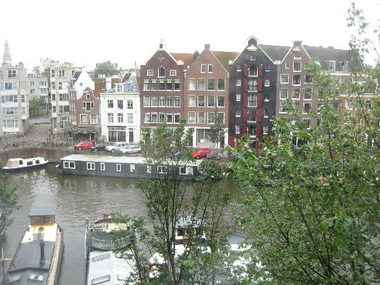 Grand Hotel Amrath Amsterdam: Amazing view from room