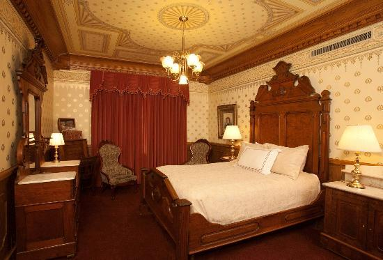 Strater Hotel Room