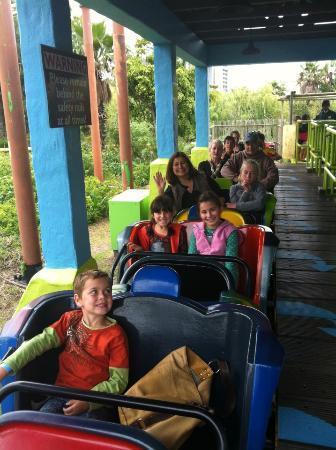 Ratanga Junction : The Bushwacker ride