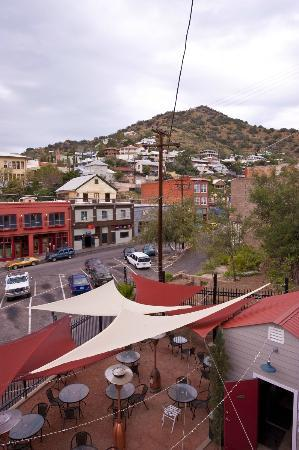 School House Inn Bed & Breakfast: Scenic Bisbee