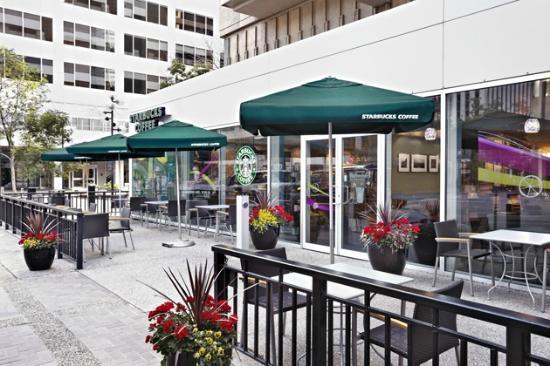 Westin Downtown Calgary Restaurant
