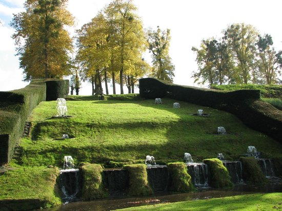 Les jardins d 39 annevoie annevoie rouillon belgium what for D jardin