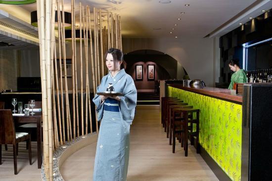 Katsura Japanese Cuisine: Katsura Restaurant