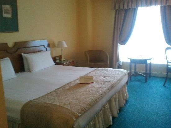 Grafton Capital Hotel: Room 316